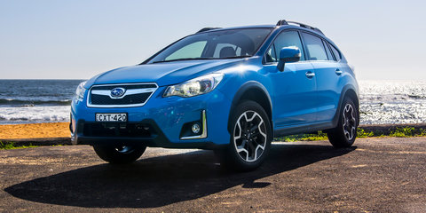 2016 Subaru XV 2.0i-S Review