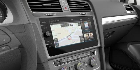 Volkswagen E-Golf Touch: next-gen infotainment previewed at CES