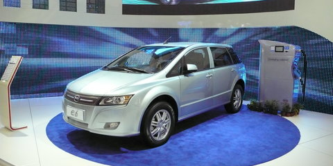 BYD E6: Chinese electric vehicle could be coming to Australia