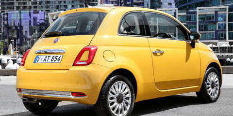 """2016 Fiat 500:: rear-view camera not part of """"perfect outcome"""" for updated city car"""
