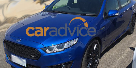Ford Falcon XR6 and XR8 Sprint spied ahead of May release