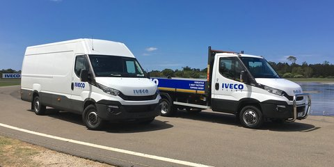 2015-16 Iveco Daily recalled for parking brake fixe