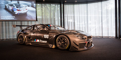 2016 BMW M6 GT3:: twin-turbo racer unveiled in Melbourne ahead of full-season assault