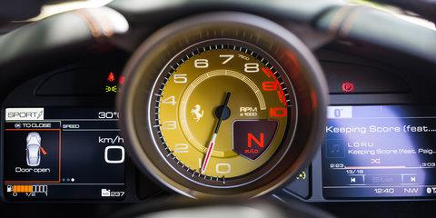 Ferrari and the road to Bathurst