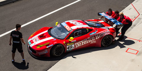 Behind the scenes with Ferrari at the 2016 Bathurst 12 Hour: Photo Gallery Special