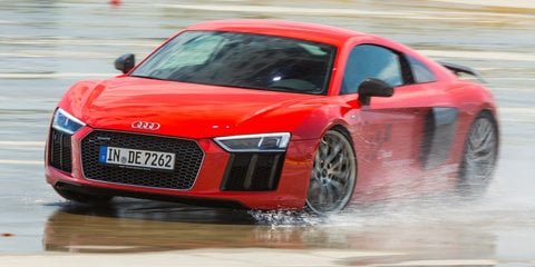 2016 Audi R8 V10, R8 V10 Plus pricing and specifications