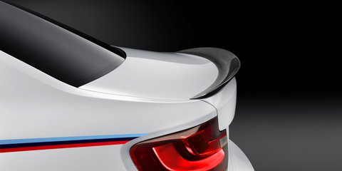2016 BMW M2 M Performance parts detailed ahead of Geneva debut