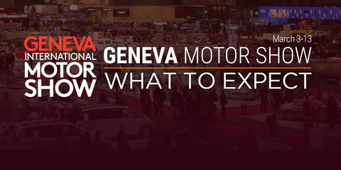 2016 Geneva motor show:: what to expect - UPDATE