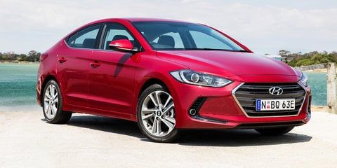 Hyundai Elantra SR confirmed: Hotted-up 150kW turbo sedan here around August