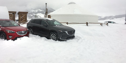 Mazda: our AWD is better than the rest, and we'll prove it