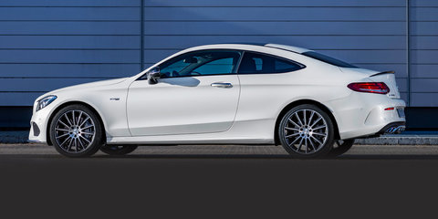 2017 Mercedes-AMG C43 coupe unveiled, Australian launch confirmed