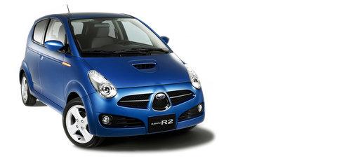 Subaru Australia not interested in light cars