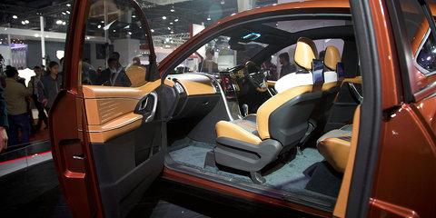 Mahindra XUV Aero concept revealed