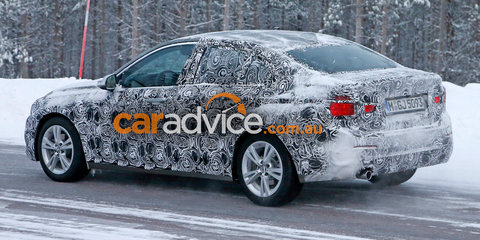 BMW 1 Series sedan previewed with leaked design files - report