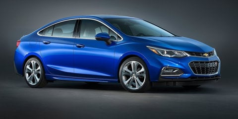 Holden small car plans:: New-gen Cruze sedan early 2017, Astra hatch from end of this year
