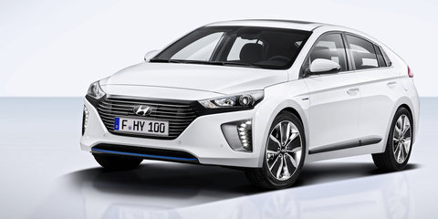 2017 Hyundai Ioniq PHEV:: Australian launch moves to next year, plug-in now in focus