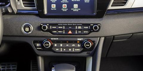 Kia Niro hybrid SUV unveiled