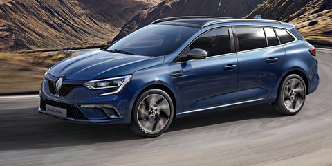 2017 Renault Megane wagon revealed ahead of Australian launch