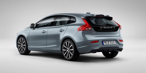 2017 Volvo V40 facelift revealed: Australian debut due later this year