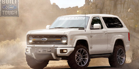 2019 Ford Bronco Rendered Get A Load Of This Photos