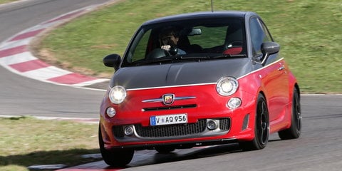 2016 Fiat Abarth: new 500-based entry-point due mid year