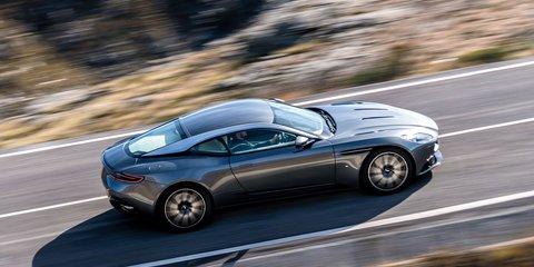 Aston Martin DB11 images leak online