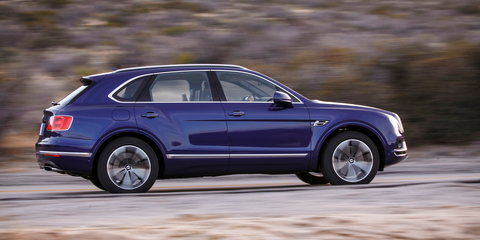 Bentley Bentayga is no hint of a new SUV obsession