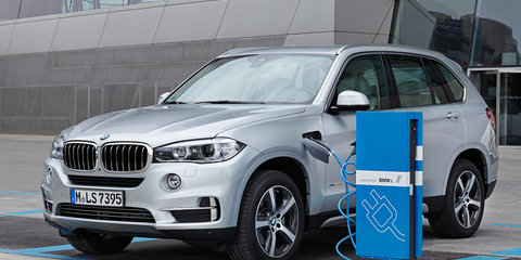 BMW eDrive plug-in hybrids:: X5, 3 Series models in Australia from May