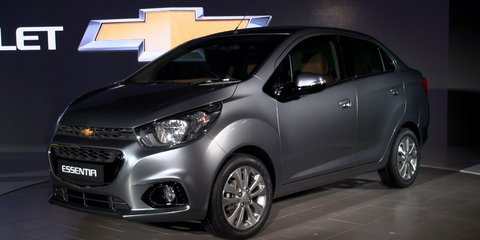 2016 Delhi Auto Expo - Chevrolet Essentia and Spark/Beat Activ