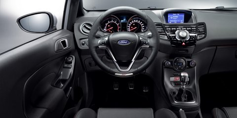 Ford Fiesta ST200 revealed: UPDATE