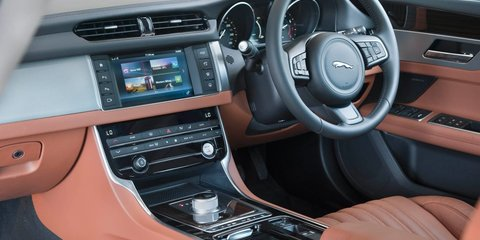 Jaguar xf price australia
