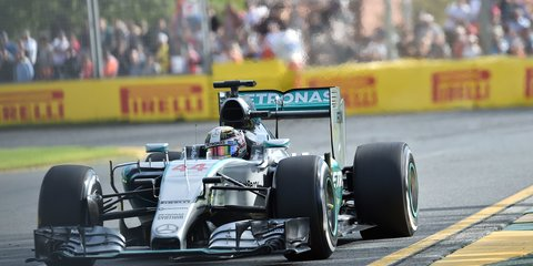2016 Australian Formula One Grand Prix details