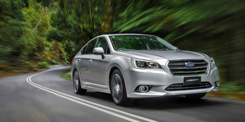 2016 Subaru Liberty pricing and specifications