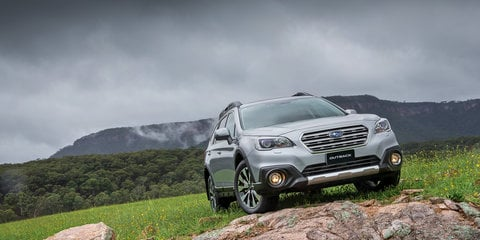 2016 Subaru Outback pricing and specifications
