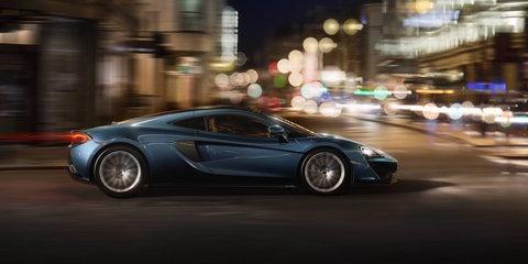 2017 McLaren 570GT:: most practical McLaren ever to start at $406,800