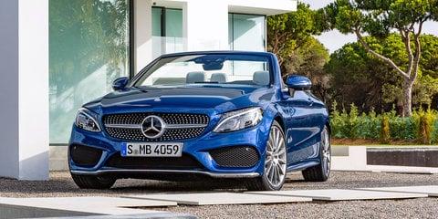 2017 Mercedes-Benz C-Class Cabriolet revealed
