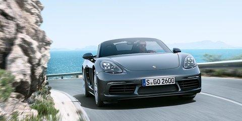 Porsche 718 Boxster dynamics deep-dive