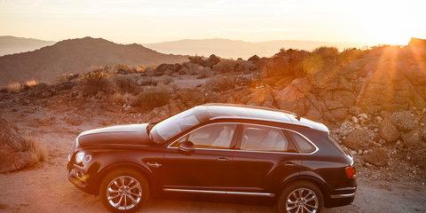 Bentley Bentayga's conservative design justified, says British brand