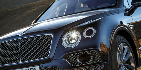 Bentley Bentayga's conservative design justified, says British brand