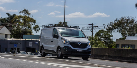 2016 Renault Trafic Review: Long-term report two