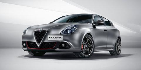 2017 Alfa Romeo Giulietta facelift unveiled: Australian launch due later this year