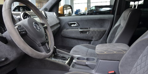 Volkswagen Amarok V8 Passion Desert: Euro tuners go to town on German ute
