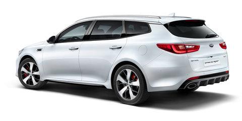 2017 Kia Optima Sportswagon unveiled