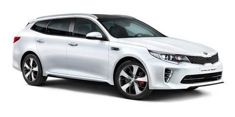 Kia Optima Sportswagon, Mazda MX-5 RF take top honours at Red Dot Awards