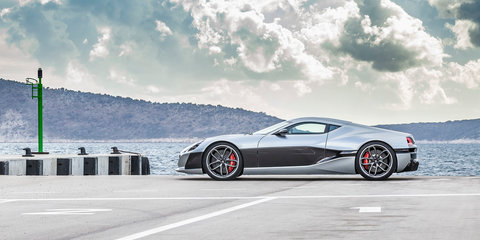 Rimac Concept One to enter limited production