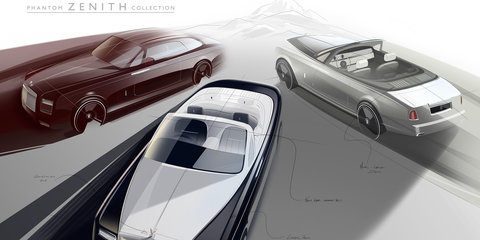Rolls-Royce Phantom production to end in 2016, coupe and convertible won't be replaced