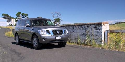 Nissan Patrol v Toyota LandCruiser Comparison