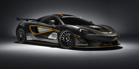 McLaren 570S GT4, Sprint: track-only V8-turbo twins expand Sports Series range