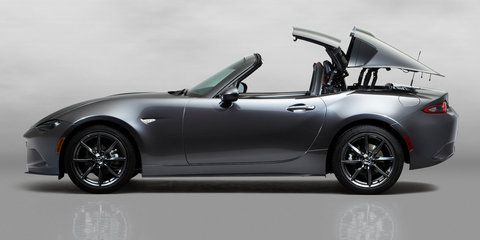 2017 Mazda MX-5 RF pricing and specs: New hard-top in Australia from February