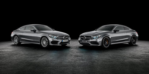 2016 Mercedes-Benz C-Class coupe pricing and specifications